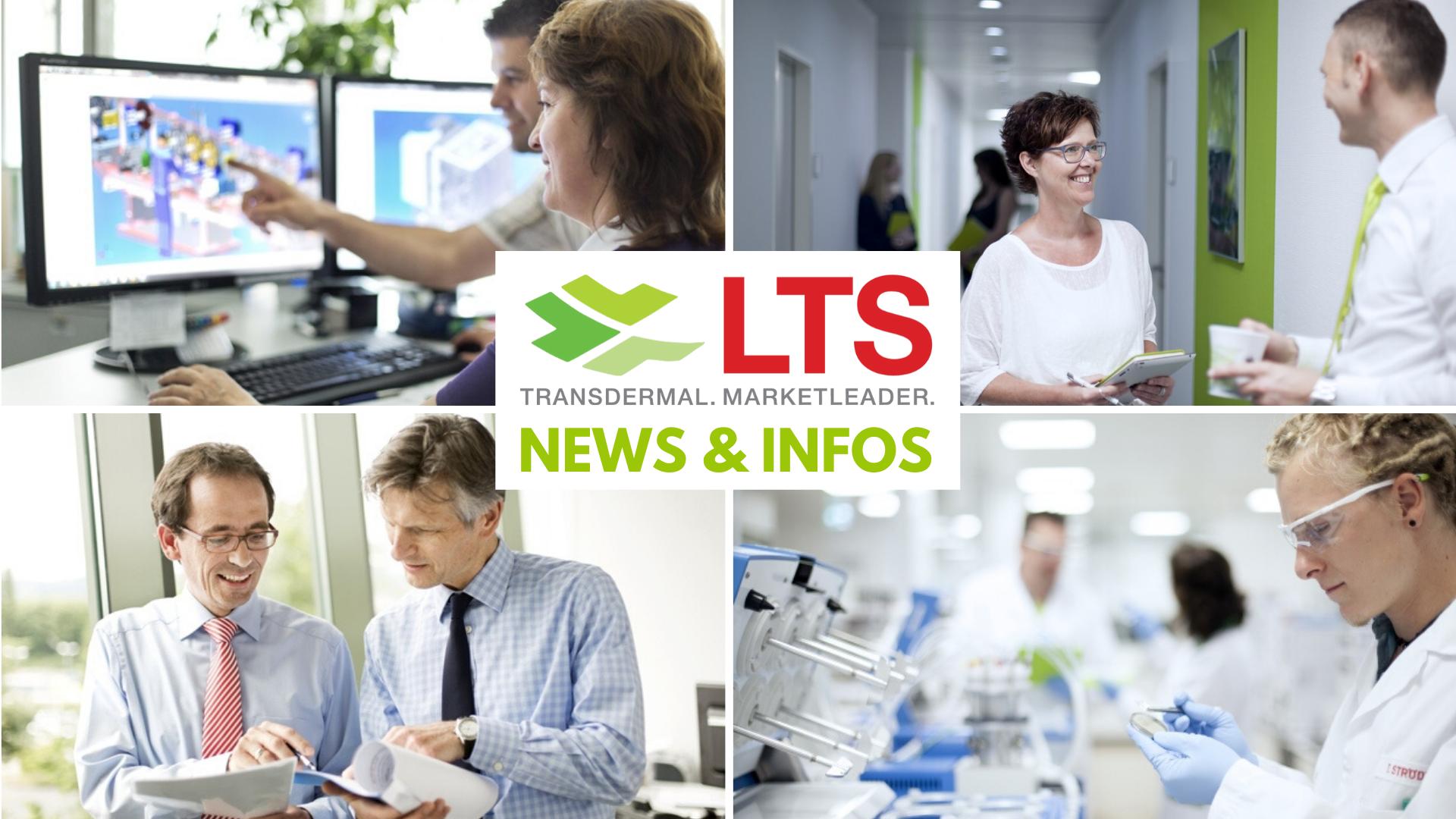 LTS News und PR - Der TTS- und OTF-Nachrichtenkanal