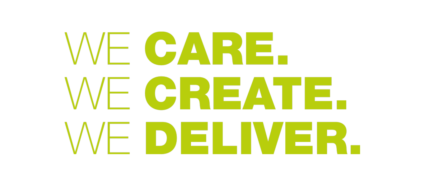 LTS Claim - WE CARE. WE CREATE. WE DELIVER.