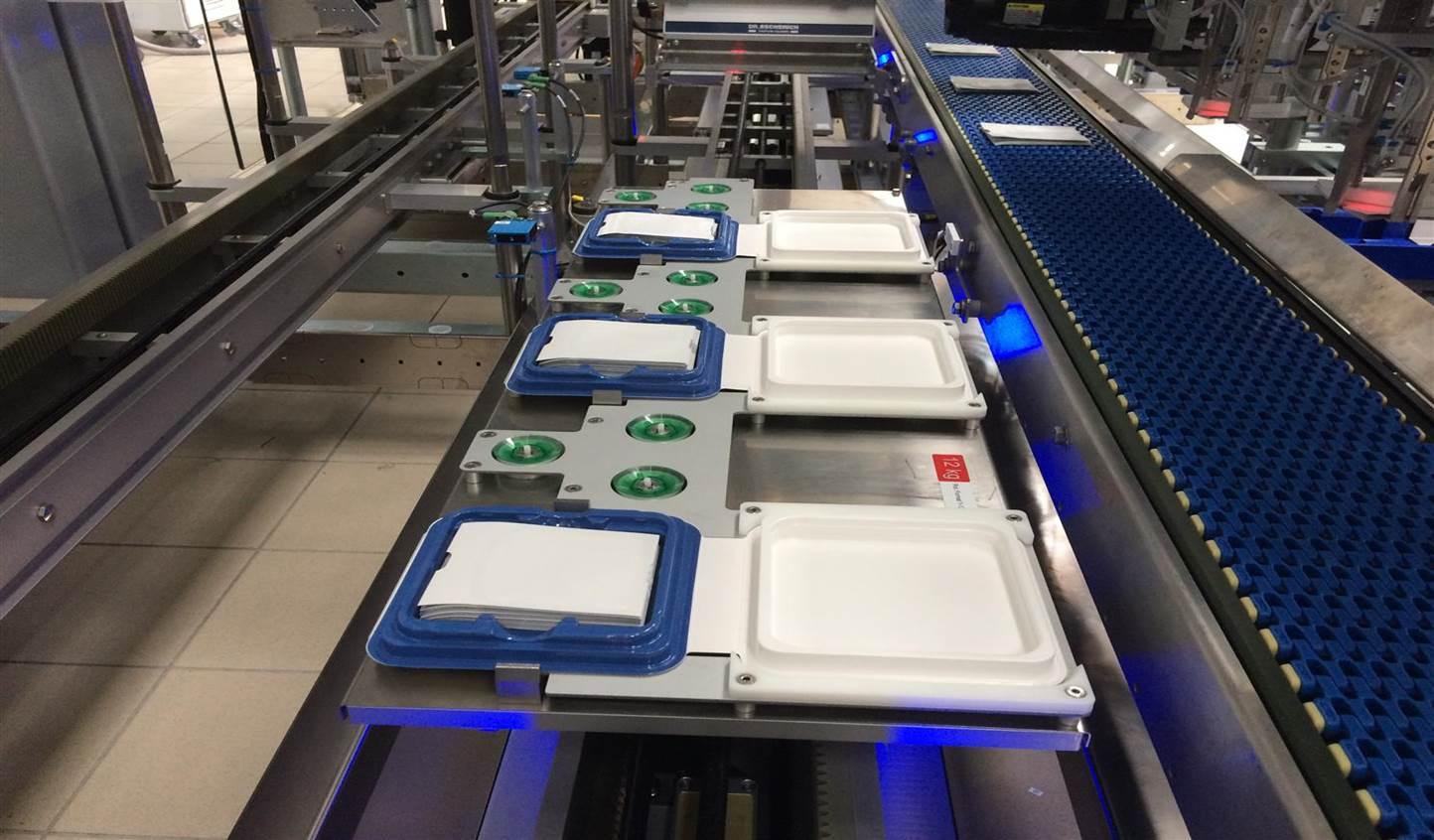 Neupro® innovatives Verpackungskonzept – Einweihung neuer Produktionsanlage bei der LTS gemeinsam mit UCB