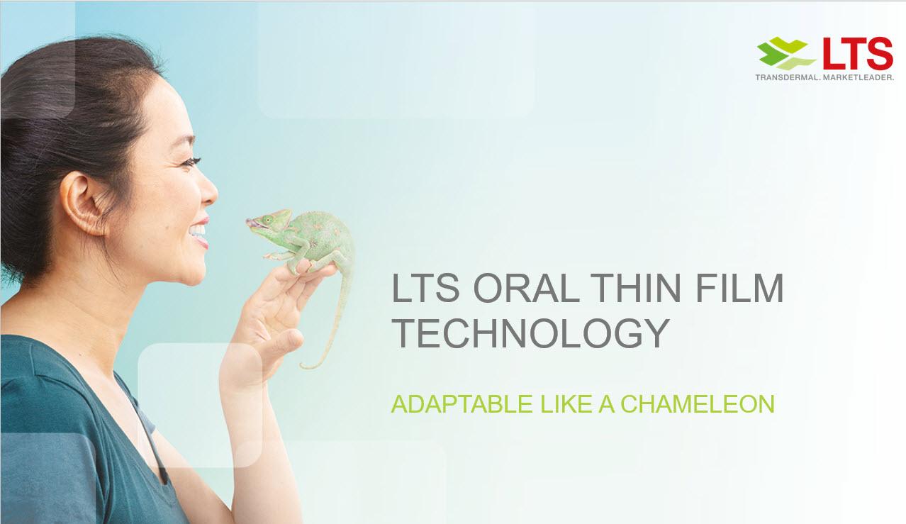 LTS Webcast: LTS Oral Thin Film Technologie – anpassungsfähig wie ein Chamäleon