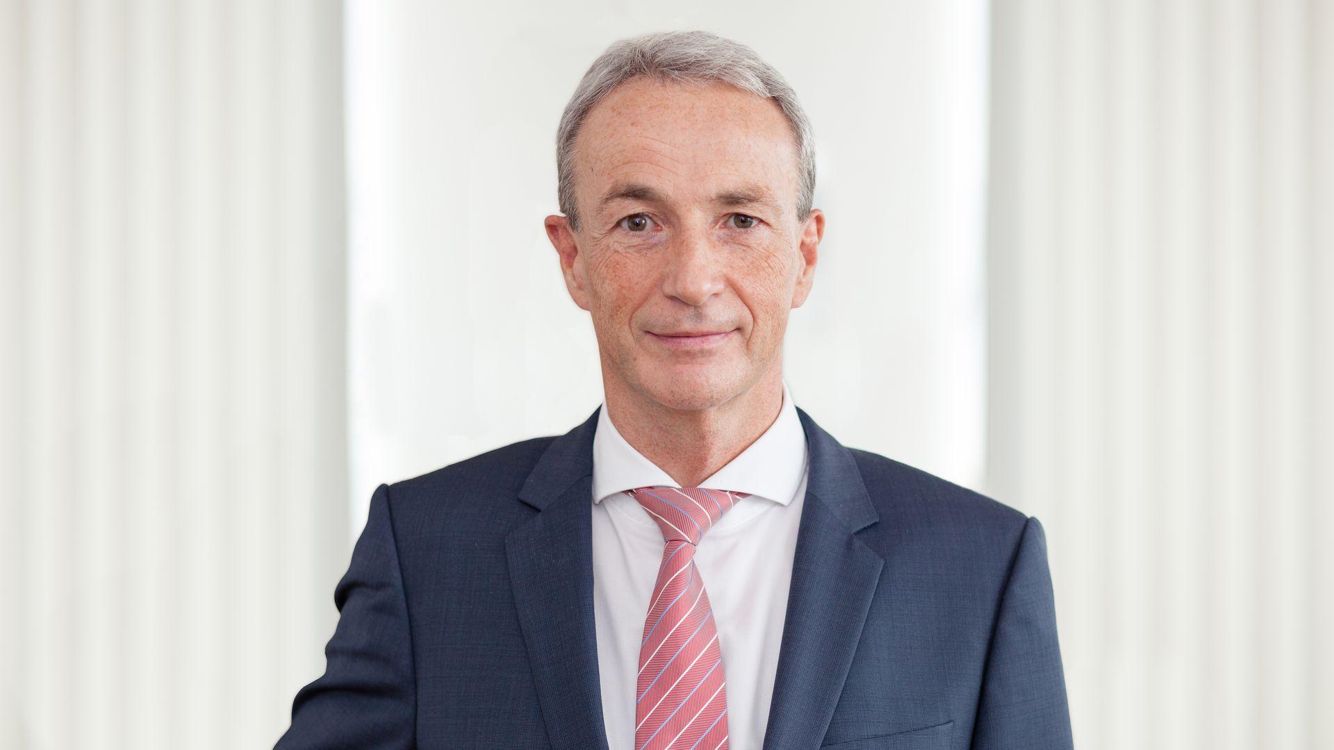 LTS CEO, Bas van Buijtenen
